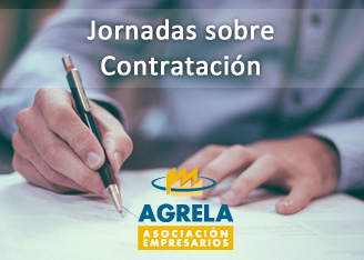 Jornadas sobre Contratación en la Asociación de Empresarios de A Grela