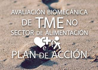 Prevención de TME no sector da distribución de alimentación