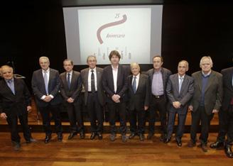 La Asociación de Empresarios del Polígono de Sabón celebra su 25 Aniversario