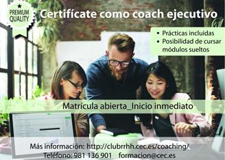 Curso de certificación de coaching ejecutivo AECOP