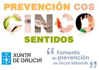 Prevención cos cinco sentidos