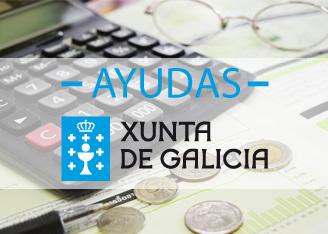 Ayudas a la contratación de la Xunta de Galicia