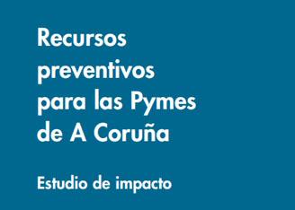 Guía de Recursos preventivos de las Pymes de A Coruña
