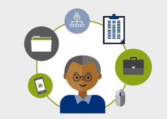 Guía electrónica sobre trabajos saludables en cada edad