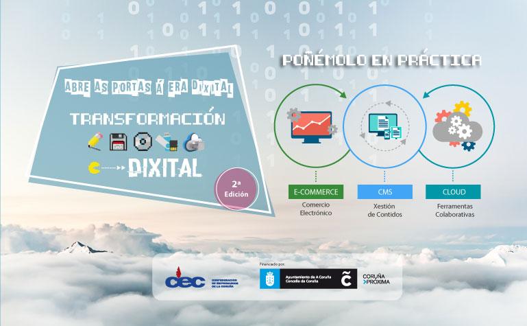 Instrumentos para a Dixitalización das Empresas