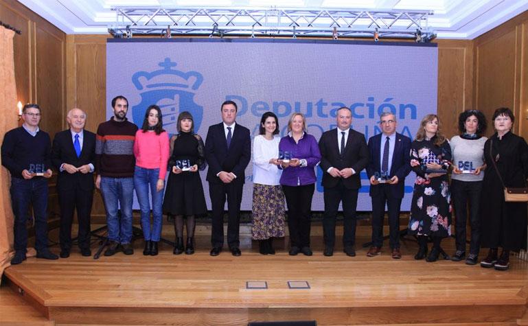 La Diputación entrega los premios PEL