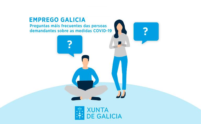 Medidas urgentes de empleo galicia para minimizar el impacto del COVID-19