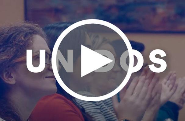 Vídeo: Unidos somos más. Unidos somos imparables.