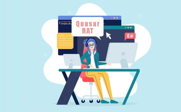 Quasar RAT: Herramienta de gestión remota para Windows