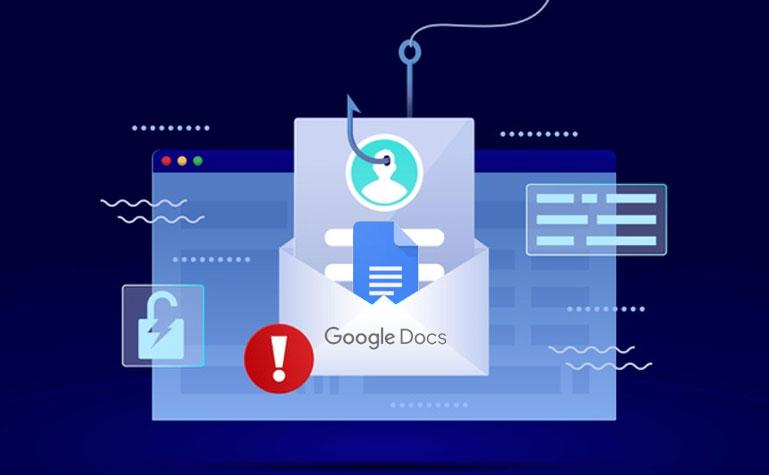 Phishing ingenioso a través de Google Docs