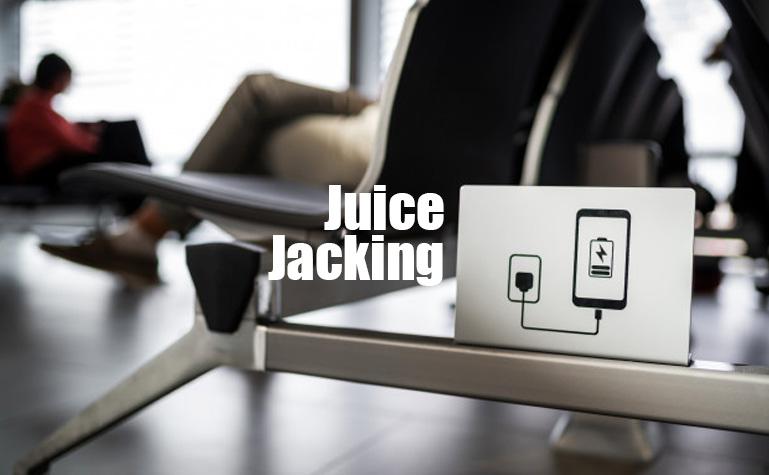 Juice Jacking: el riesgo de los cargadores USB públicos