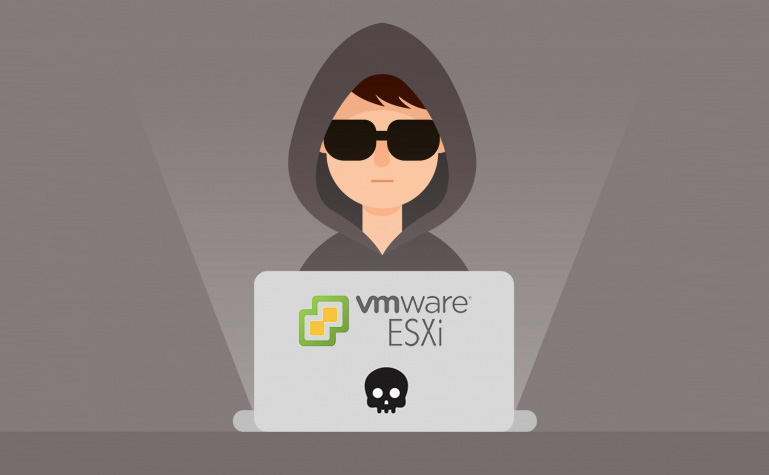 Ransomware abusa de vulnerabilidades en VMWare ESXi